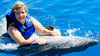 Swim with Dolphins in Puerto Vallarta