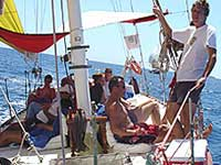 Pegaso Sailboat